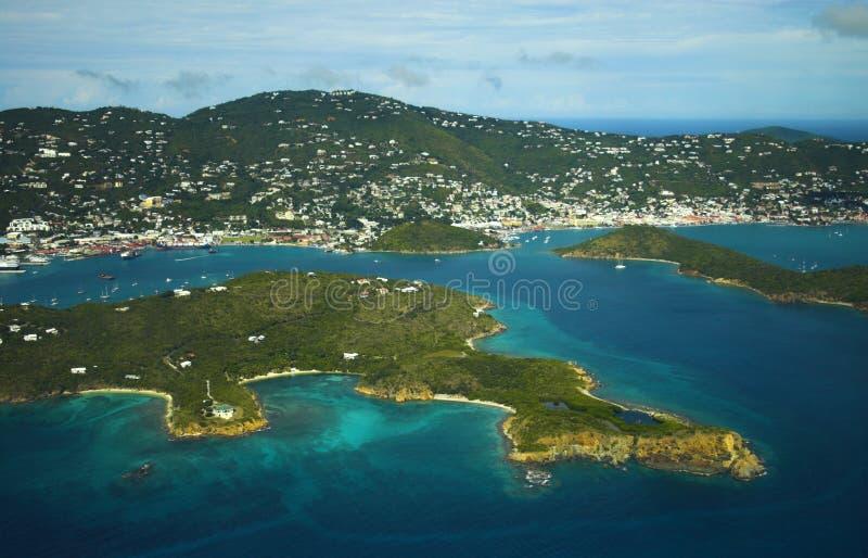 Isole tropicali fotografia stock libera da diritti