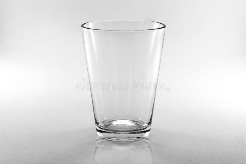 Isoleer glas. stock foto