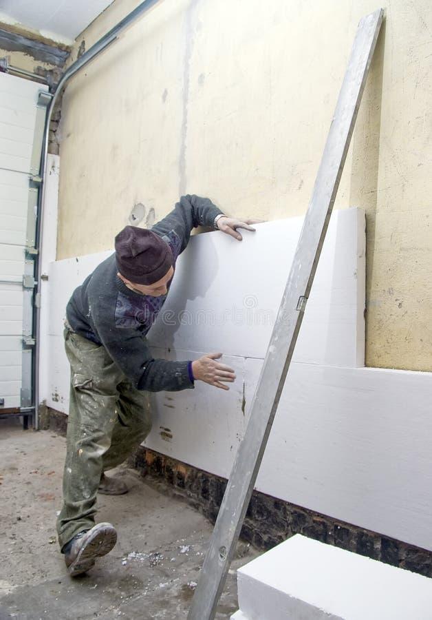 Isolement de mur photo libre de droits