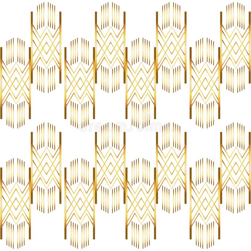 Isolerad art décobakgrundsdesign vektor illustrationer