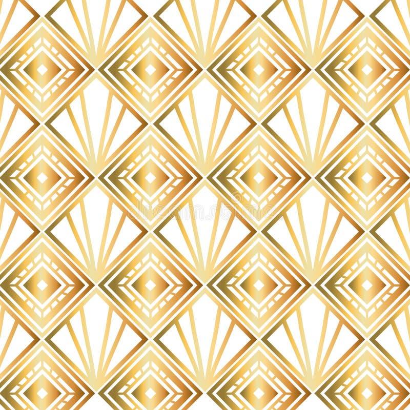 Isolerad art décobakgrundsdesign stock illustrationer
