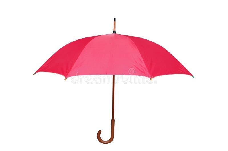 Isolerad del av paraplyet arkivfoto