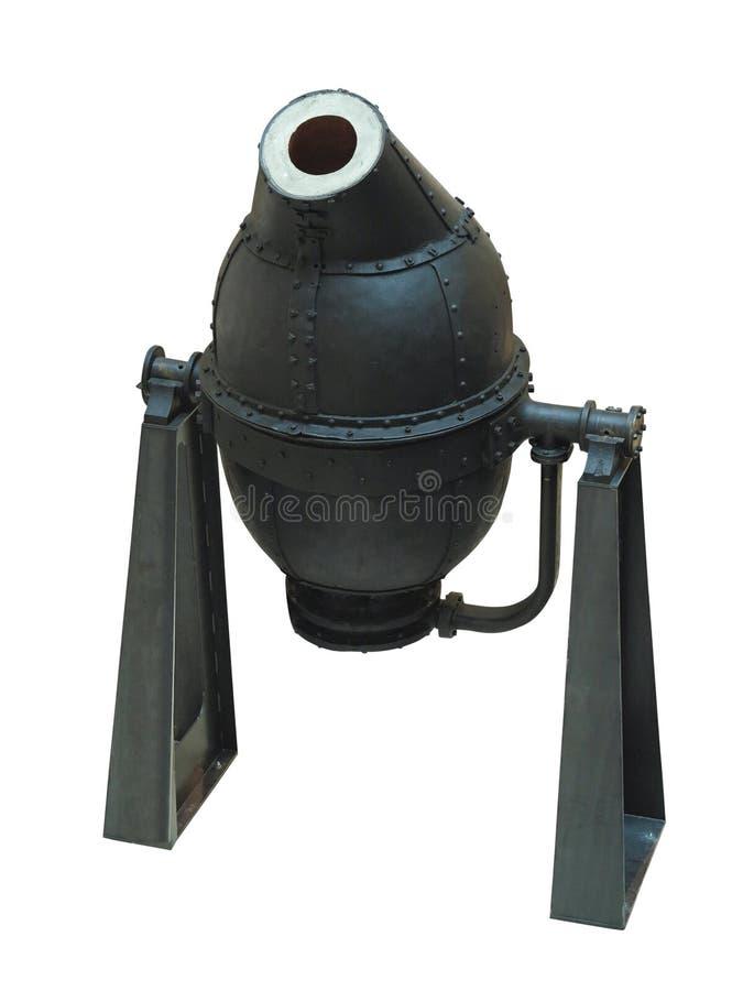 Isolerad hällande omformare för industriell stålproduktionsutrustning royaltyfri foto