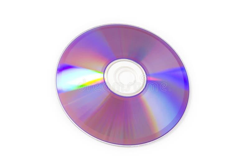 Isolerad laser-disk arkivfoto