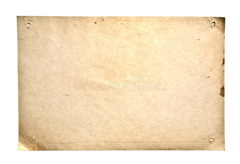 isolerad paper retro white arkivfoton