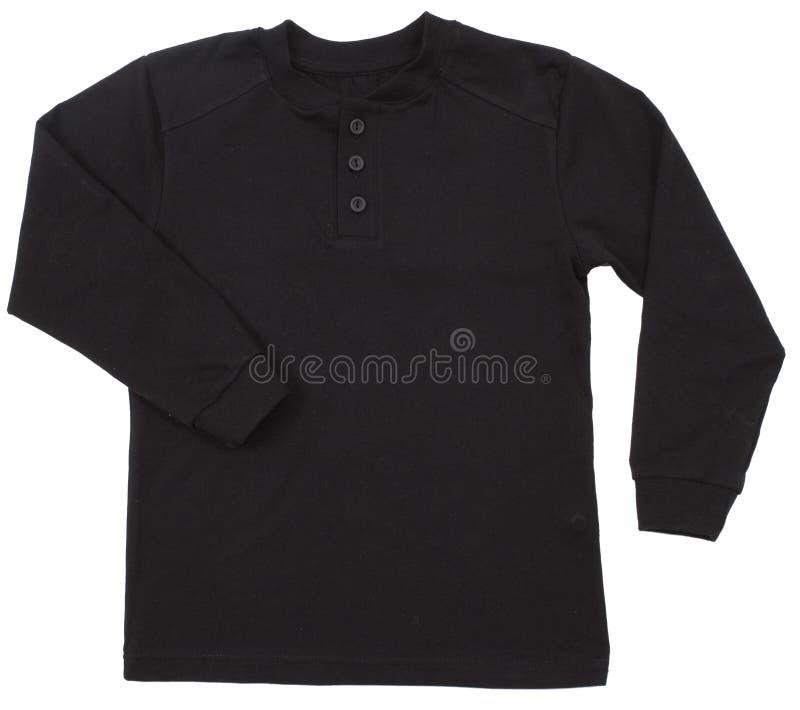 Isolerad poloskjorta fotografering för bildbyråer