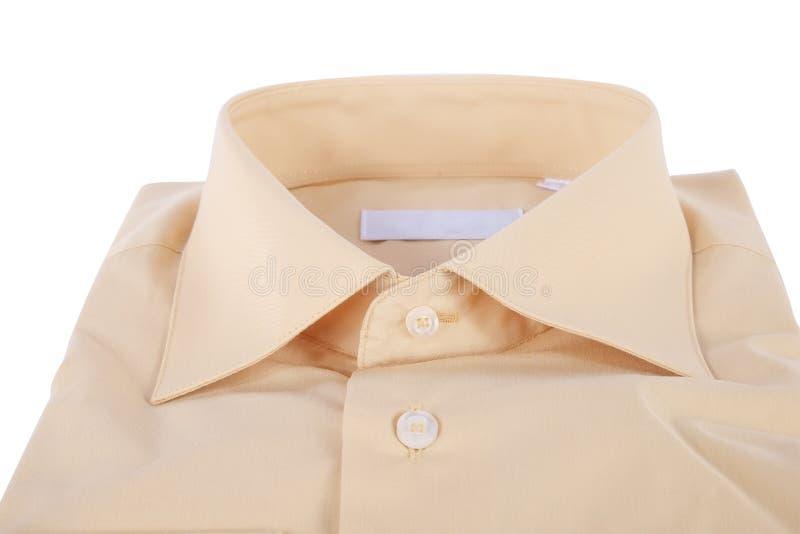 isolerad skjorta royaltyfria foton