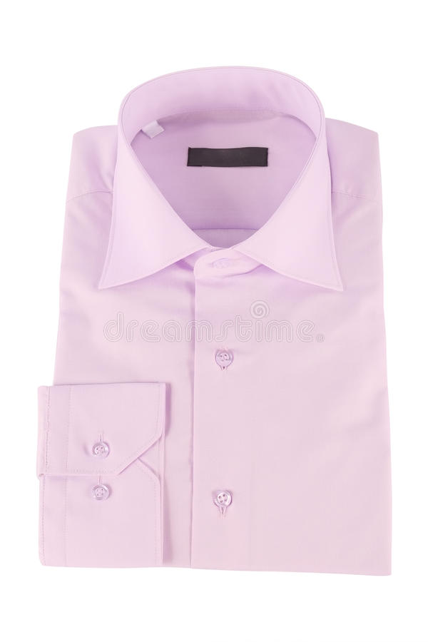 isolerad skjorta royaltyfri foto