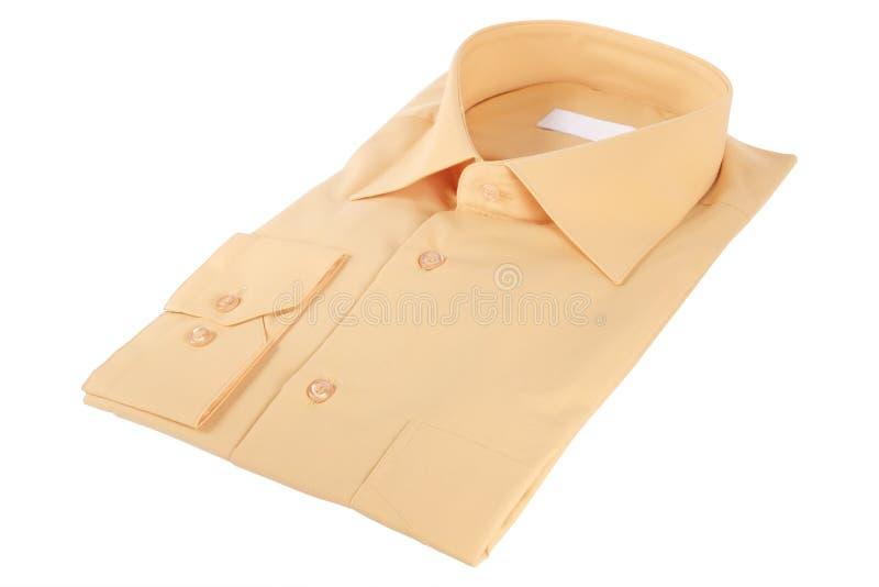 isolerad skjorta royaltyfria bilder