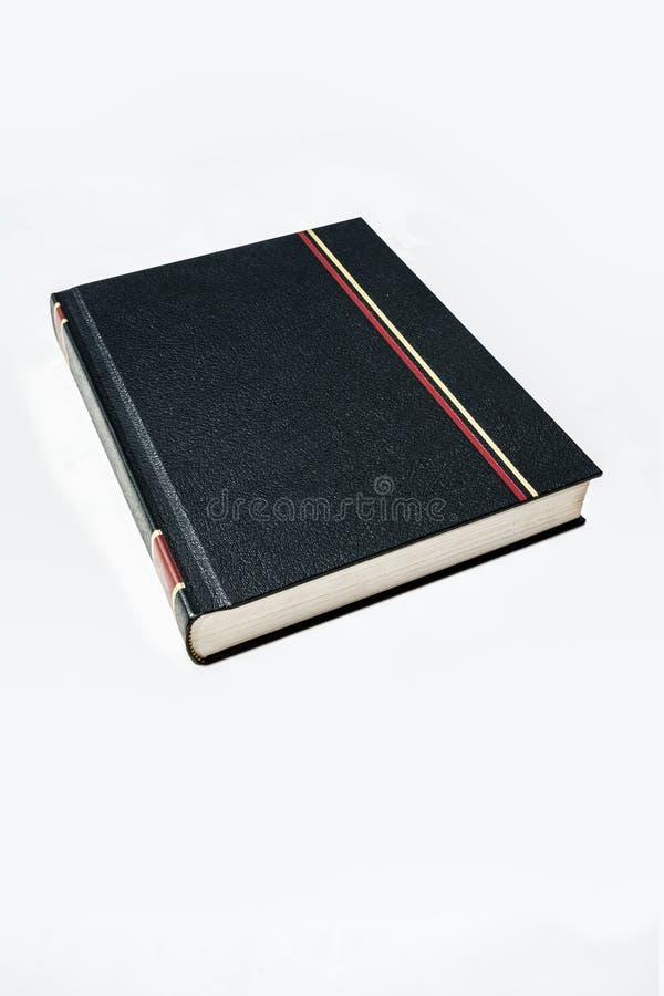 Isolerad svart för gammal stil piskar bokomslag royaltyfria bilder