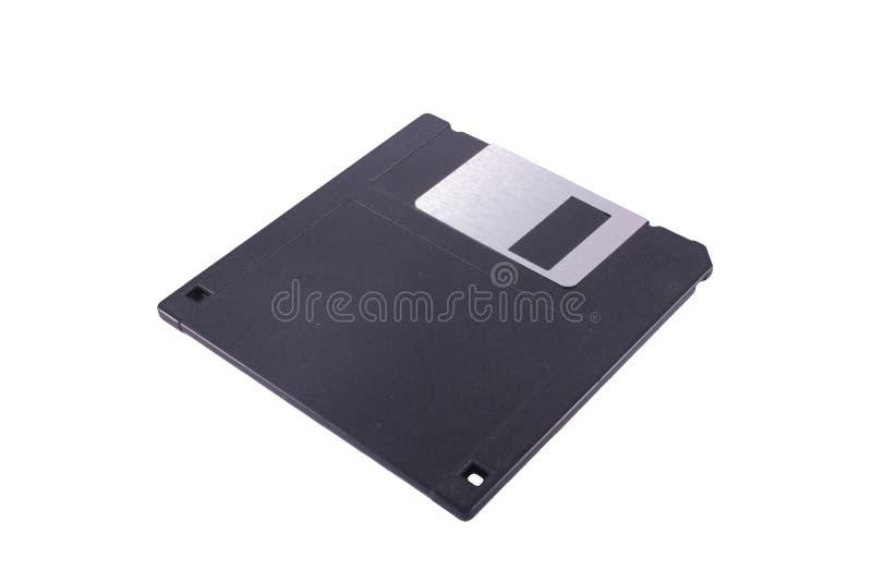 isolerad white för disk floppy royaltyfria bilder