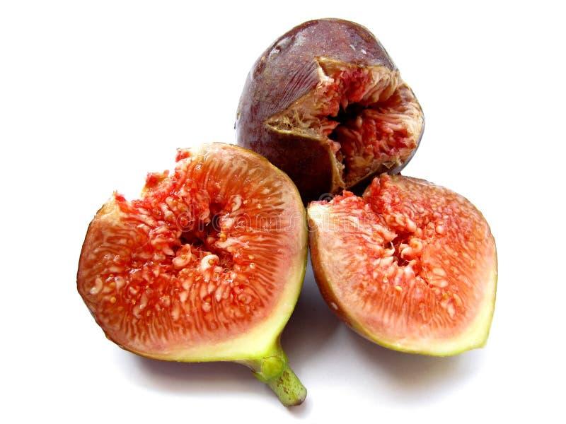 isolerade figs arkivfoto