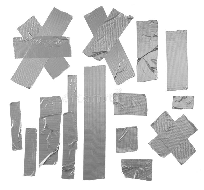 Isolerade kanalbandmodeller arkivfoto