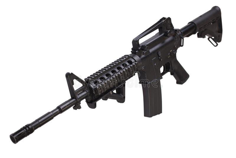 Isolerat gevär för anfall M4 arkivfoton