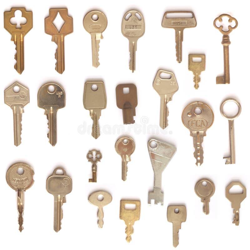 Isoleted keys set