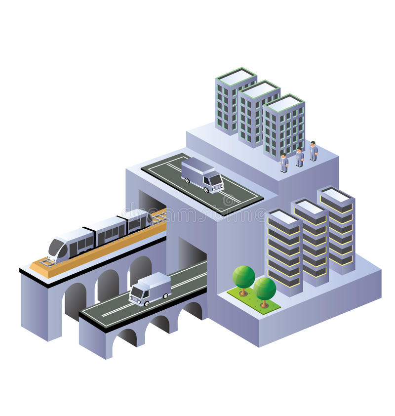 isometric σχέδιο απεικόνιση αποθεμάτων