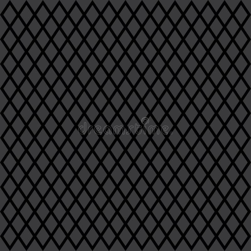 Isometric siatki bezszwowy wzór wizytówki projekta kopertowy skoroszytowy szablonu wektor ilustracji
