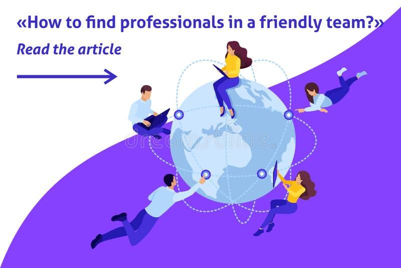 hiring workers design stock vector  illustration of
