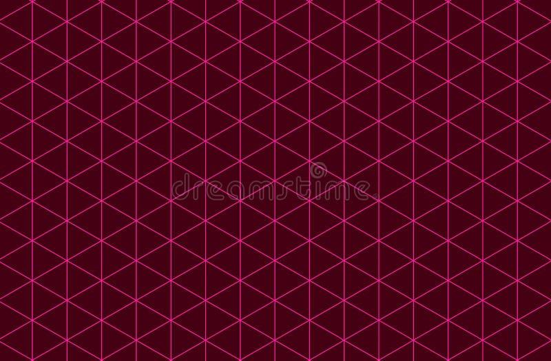 Isometriskt raster E arkivfoto