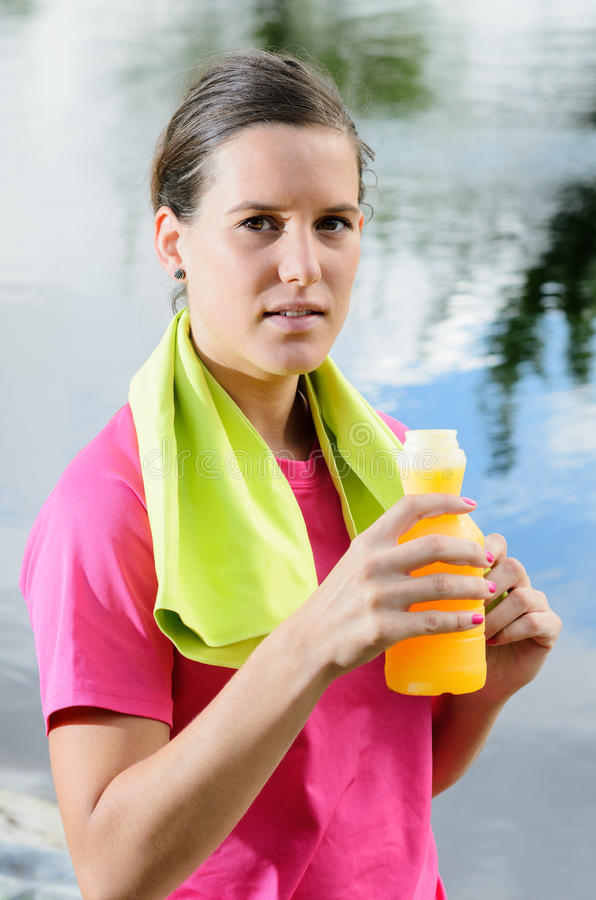 Download Isotonic Drink stock image. Image of juice, break, isotonic - 25389863