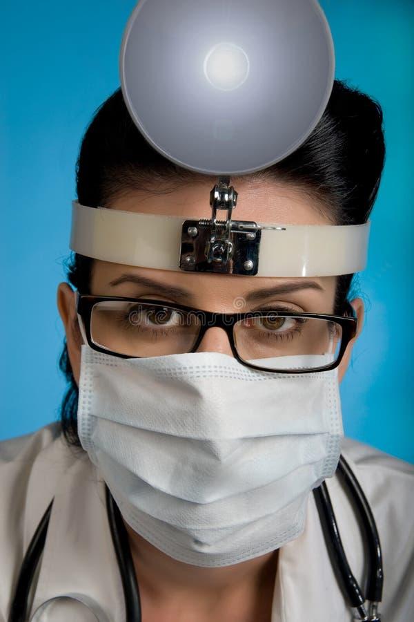 Ispezione sanitaria immagini stock libere da diritti