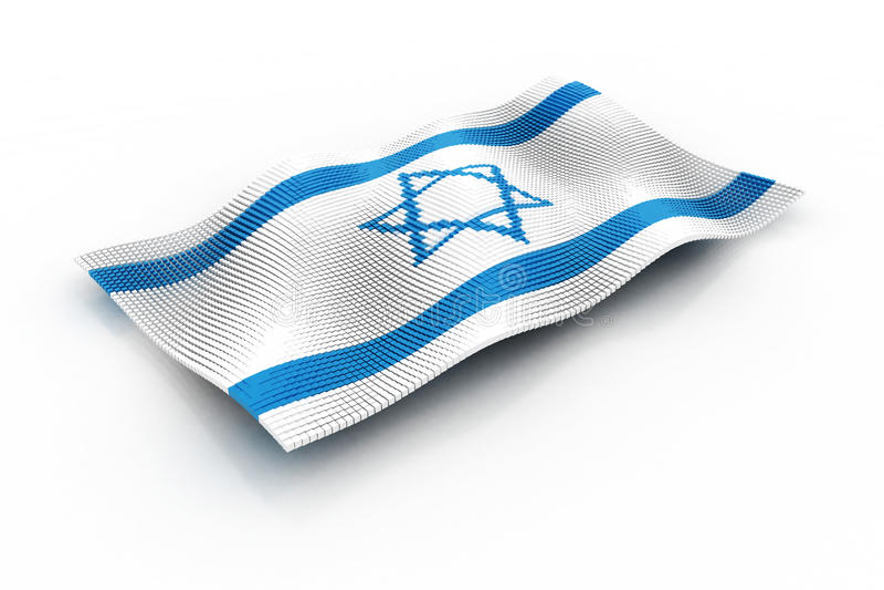israélien illustration de vecteur