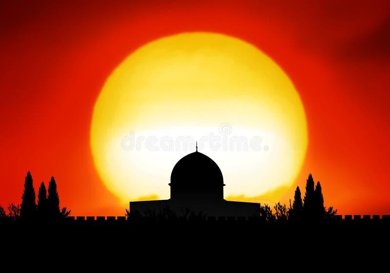 israel ilustracji