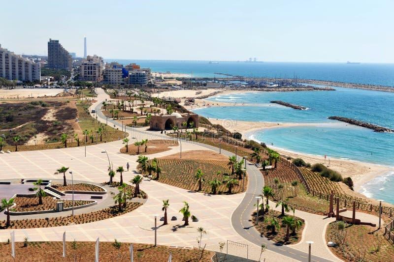 Israel - Ashkelon lizenzfreies stockfoto