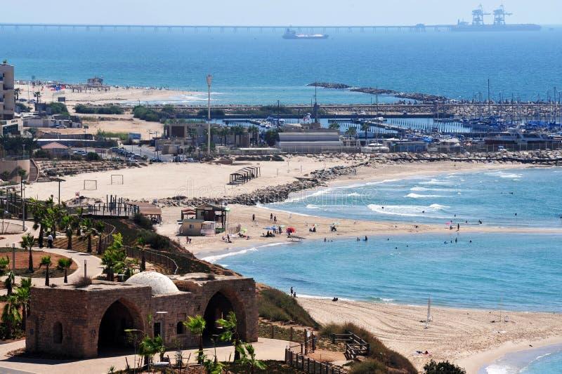Israel - Ashkelon stockbild