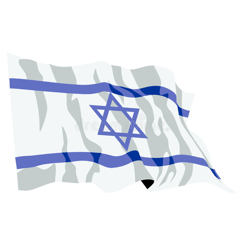 Download Israel Flag stock vector. Image of moon, star, foreign - 2314042