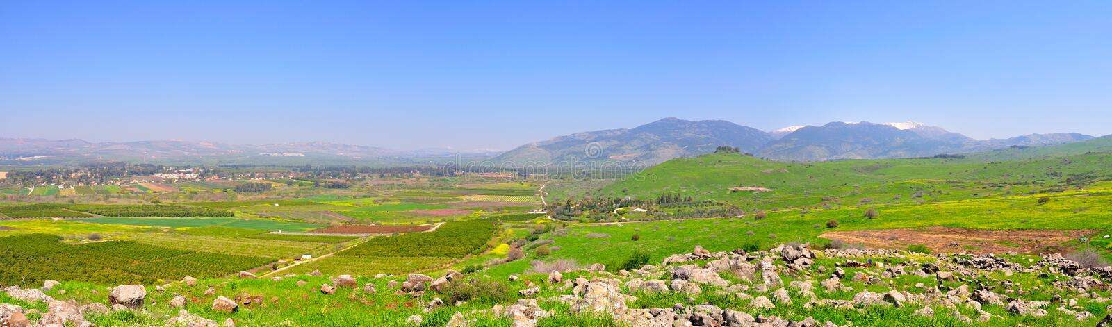 Download Israel Landscape Royalty Free Stock Photography - Image: 24063877