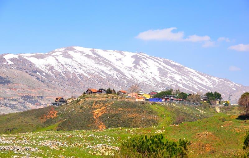 Israel Landscape stock photo