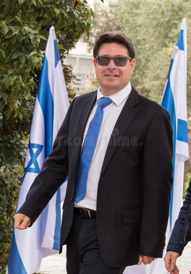 2015 Israel Parliamentary Elections stock fotografie