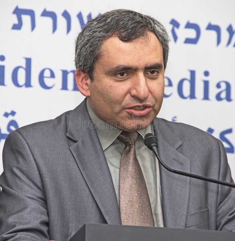 Israel Parliamentary Elections 2015 foto de stock