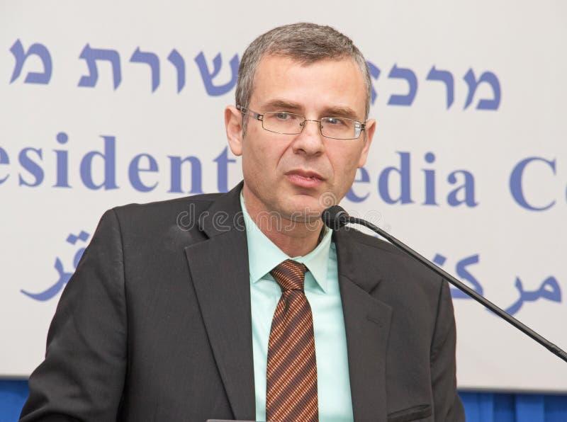 Israel Parliamentary Elections 2015 imagenes de archivo