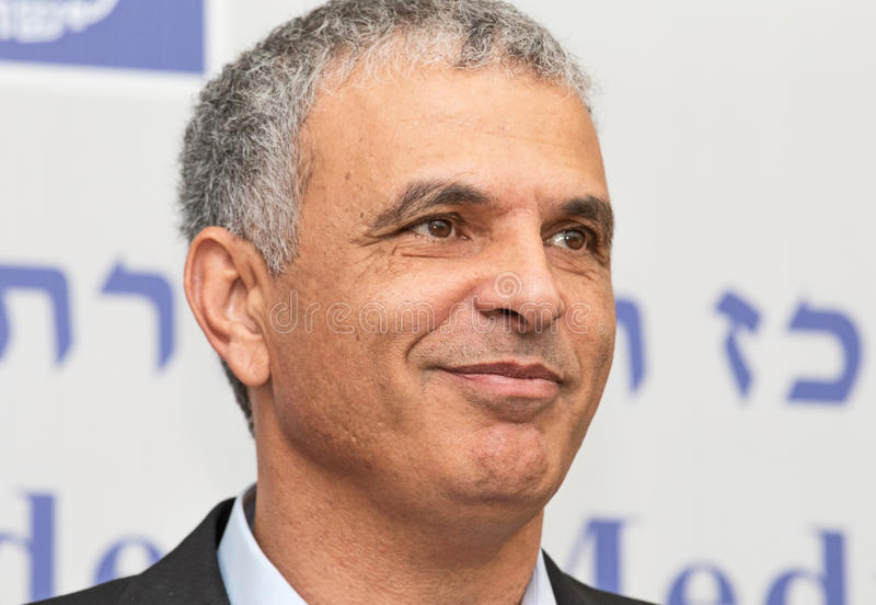 2015 Israel Parliamentary Elections stock afbeeldingen