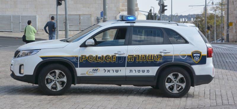 Israel Police lizenzfreie stockfotografie