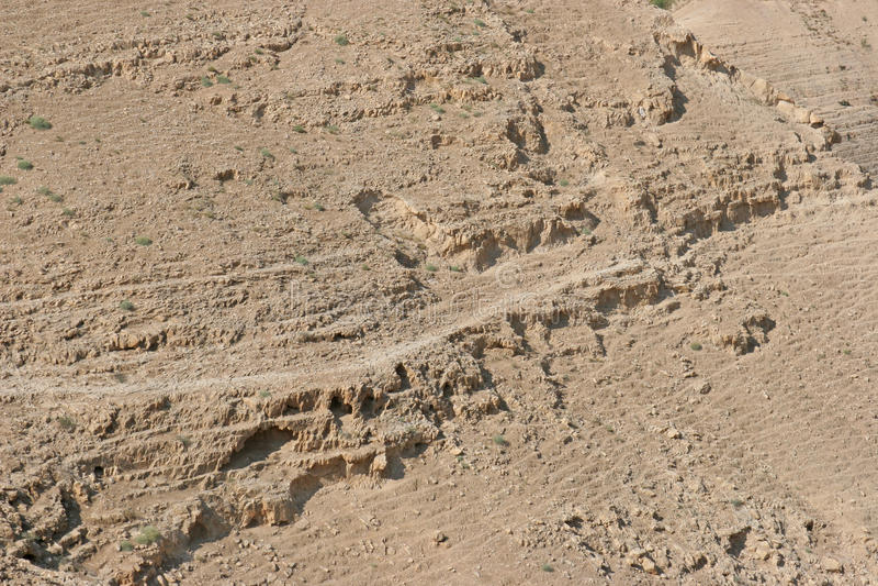 israel pustynny judea zdjęcie stock