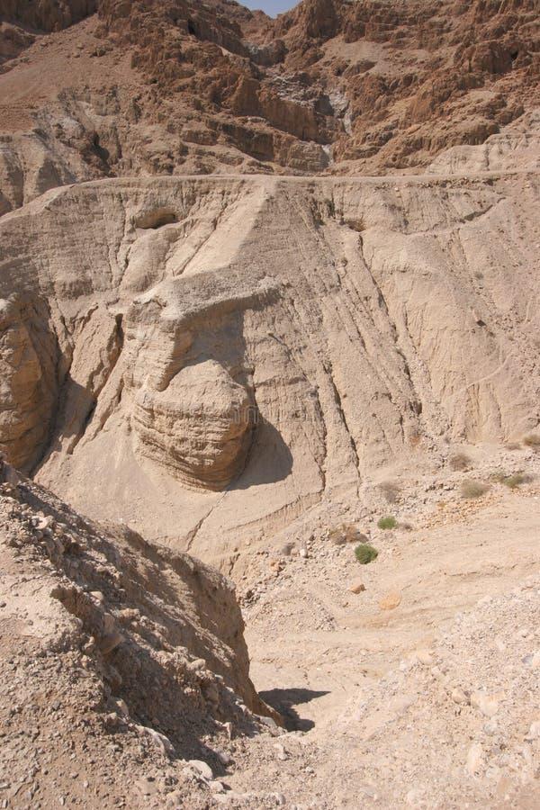israel pustynny judea obrazy royalty free