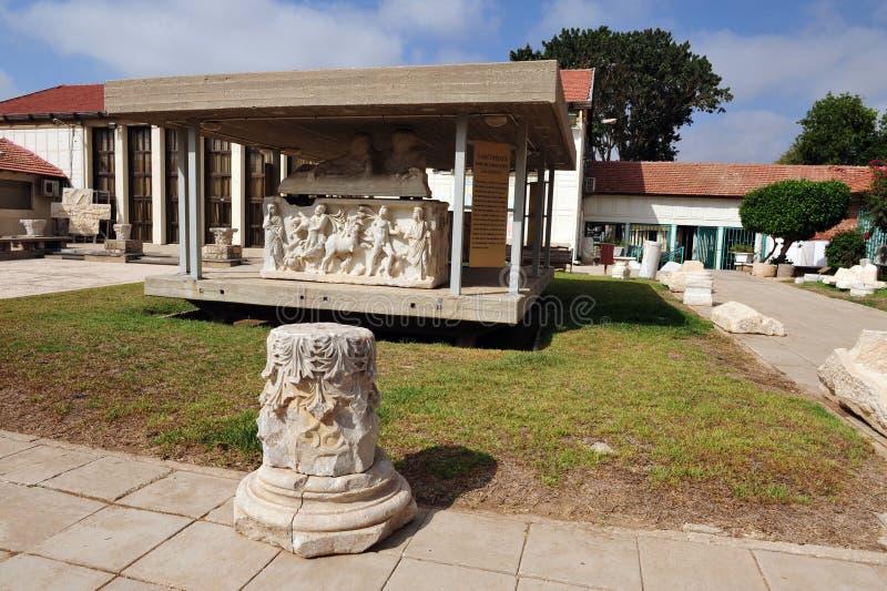 Israel - viaje y turismo de Ashkelon fotografía de archivo libre de regalías
