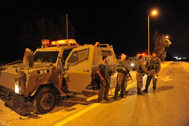 Download Israeli Fighters In North Gaza Strip Editorial Image - Image: 31952840