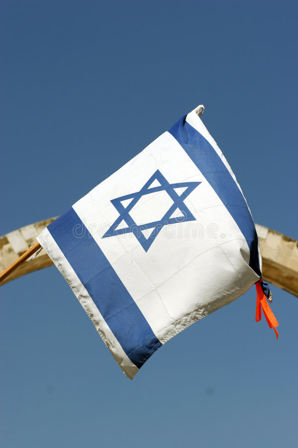 Download Israeli Flag stock image. Image of east, arch, israeli - 599521