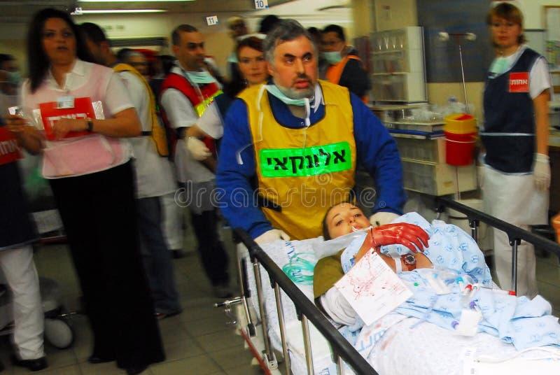 Download Israeli Medical Teams Practicing A Mass Casualty Scenario Editorial Stock Photo - Image: 31949458