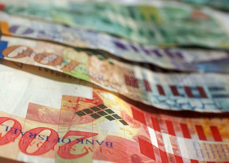Download Israeli Shekel Bills #1 stock image. Image of money, bills - 101397
