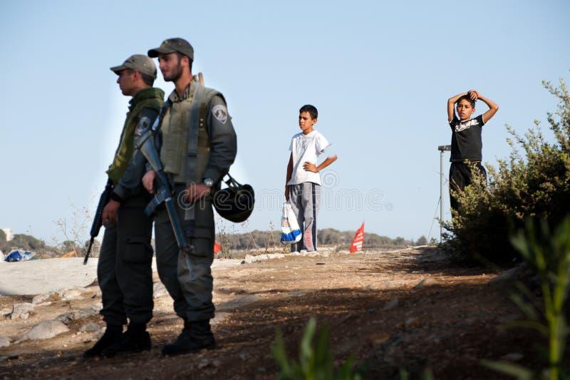 Download Israeli Soldiers In East Jerusalem Editorial Stock Image - Image: 16351619
