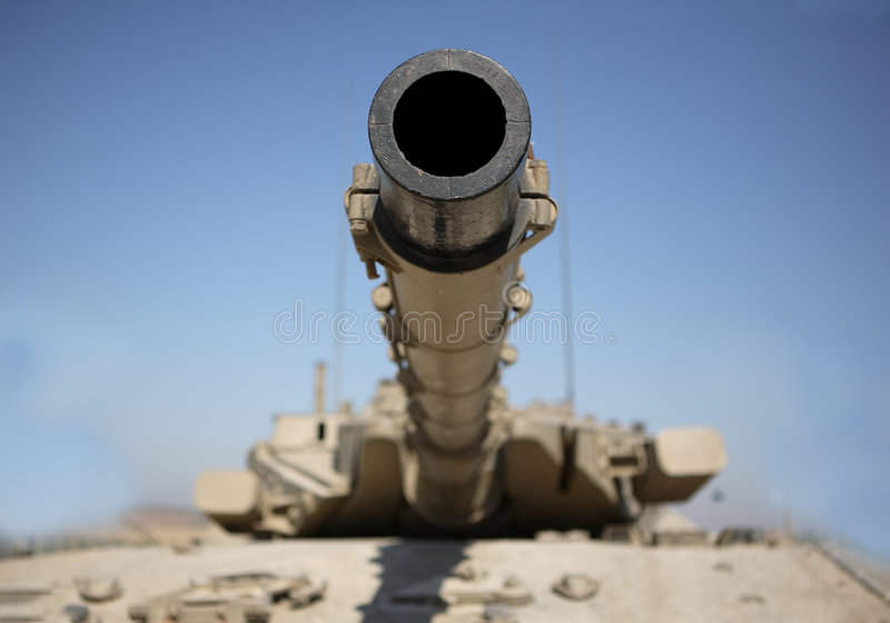 Download Israeli Tank stock photo. Image of threat, forces, death - 1406074