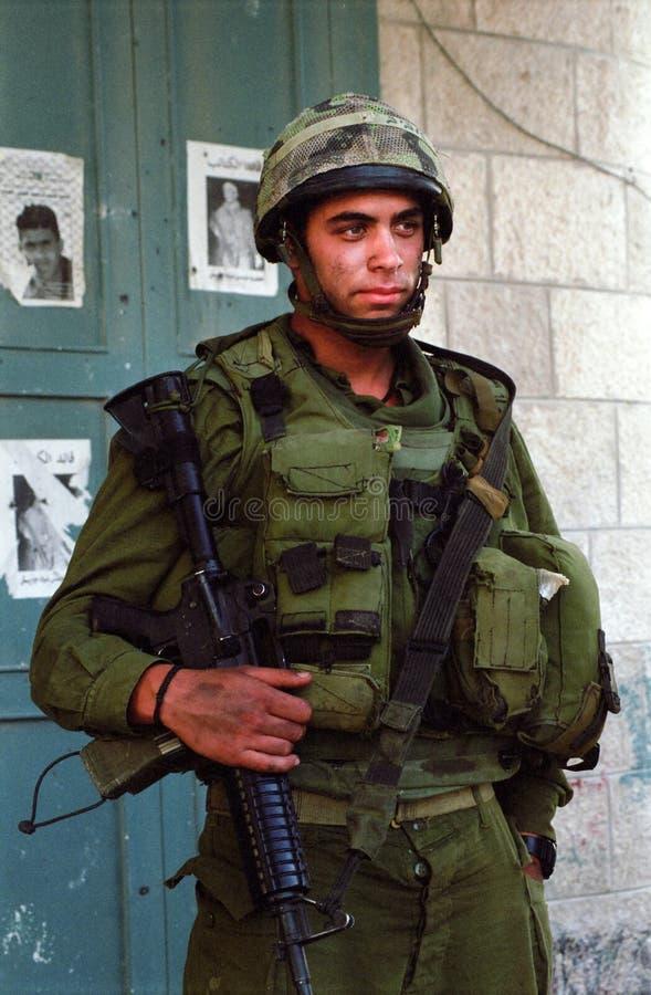israelisk militär arkivbilder