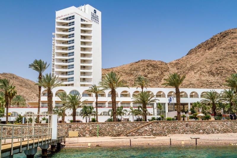 Isrotel Princess Hotel, Eilat stock photo
