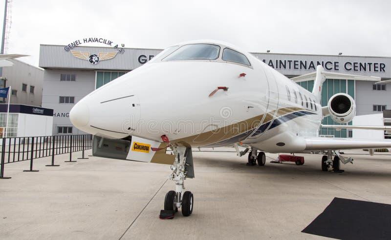 Istambul Airshow imagens de stock royalty free