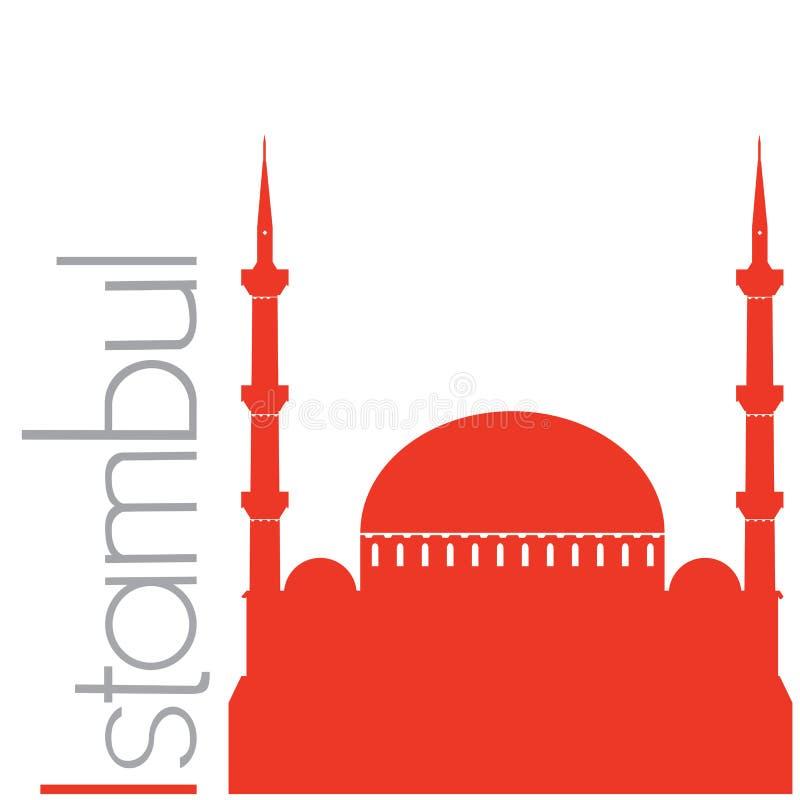 Istambul, illustration de vecteur illustration de vecteur
